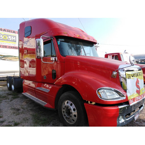 Tractocamión Freightliner Columbia Camion Volteo Trailer 52006585007