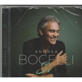 Andrea Bocelli - Cd Si - Novo!