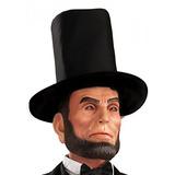 Máscara De Personajes De Látex Con Sombrero De Presidente 3f96fadf6b2