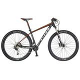 Bicicleta Scott Scale 990 Tamanho S R29 2018 Preto/vermelho/