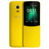 Nokia 8110 4g Dual Chip Amarelo