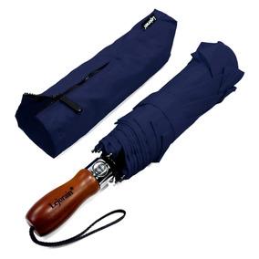 Lejorain 54inch Large Umbrella Auto Open Cerrar, Golf Plega