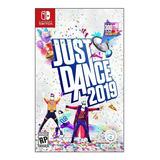 Just Dance 2019 Nintendo Switch Nuevo! Para Envio Inmediato!