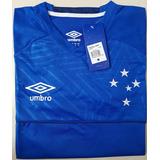 0d788a6209 Camisa Umbro Cruzeiro 2018 - Camisa Cruzeiro Masculina no Mercado ...