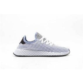 Tênis adidas Deerupt Runner Azul Original - Footlet