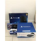 Playstation 4 Pro 1tb 2 Controllers 7 Juegos Gratis