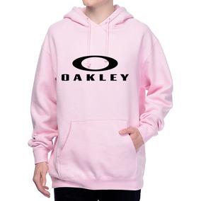 Blusa Moletom Oakley Moleton Masculino Feminino 84a2820f12d