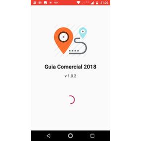 Aplicativo Guia Comercial Completo 2018 Login Social