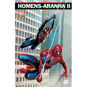 Homens-aranha Ii - Volume 1 - Marvel