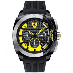 Reloj Ferrari Aerodinámico 830206 46mm *jcvboutique*