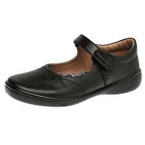 Zapato Escolar Para Niña Marca Coqueta Piel 170903-a Dgt