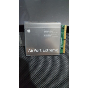 Apple Airport Extreme Card Model: A1026