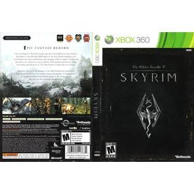The Elder Scrolls V Skyrim Xbox 360 Mídia Digital Envio Já