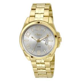 Relógio Condor Masculino Dourado Co2115xn