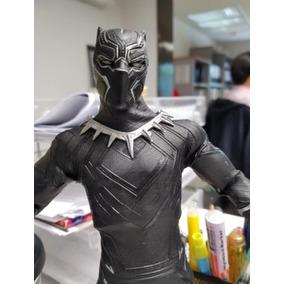 Black Panther, Pantera Negra Nao É Hot Toys Similar 30cm