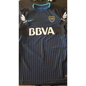 Capital Federal · Camiseta Nike Boca Jrs 2018 Suplente 2 Match Originales! b088fe4a913c5