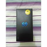 Galaxy S9 128gb Preto 128gb Lacrado C/nf Garantia