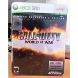 Call Of Duty World At War Limited Collector