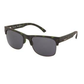 694d43f8480ba Oculos Sol Colcci Terrarium 502691101 Verde Demi Lente Cinza