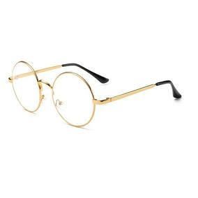 2894616fb667d Oculos Harry Potter - Óculos Dourado no Mercado Livre Brasil