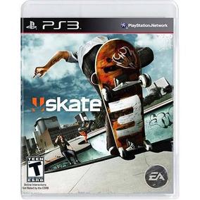 Game Ps3 Skate 3 - Original - Novo - Lacrado