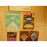 Libro Revista Piramides Paradigmas Ovnis Misterios