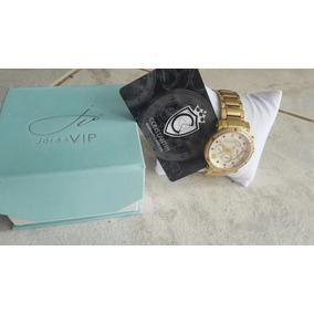 76de98b5e56 Relogio Constantim Dourado - Relógios De Pulso no Mercado Livre Brasil