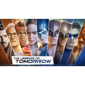 Dc Legends Of Tomorrow 1ª Temporada Completo Dublado