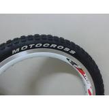 Pneu Motocross Bicleta Aro 20x2.125 Kenda