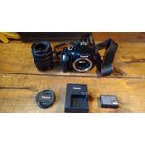 Cámara Profesional Canon Eos Rebel T3 Reflex Lente Efs 18-45