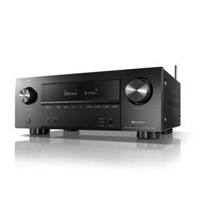 Receptor De Audio 7.2 Canales Con Dolby Atmos Denon Avrx2500