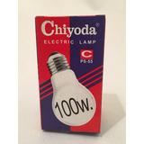 Foco Economico Chiyoda 100 Watts Caja Con 100 Piezas