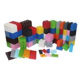 Bloque Plástico Kit Grande - Ladrillos Gigantes