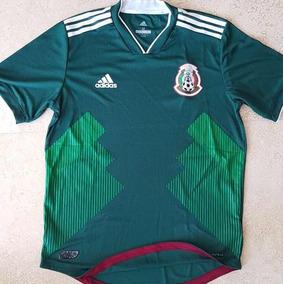 Jersey Versión Jugador Mexico adidas Chicharito Ochoa Chucky b803606ca1a9a