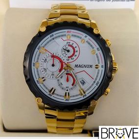 02871ebd010 Relogio Ouro Puro Original - Relógio Champion no Mercado Livre Brasil