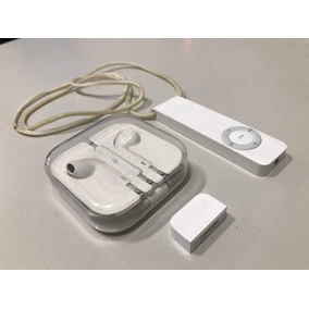Kit Apple - Ipod Shifter 512mb + Fone De Ouvido - Originais