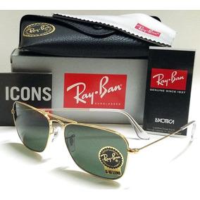 Oculos De Sol Ray Ban Caravan Classic Rb3136 Masculino 08126d3557