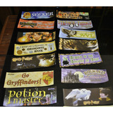 Harry Potter Stickers Y Chapas De Metal Importadas