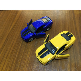 Miniatura Metal Camaro Colecionável Ano 2010