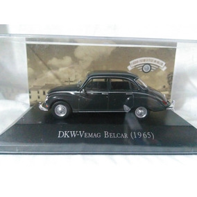 Miniatura Dkw Vemag Belcar 1965 Escala 1/43