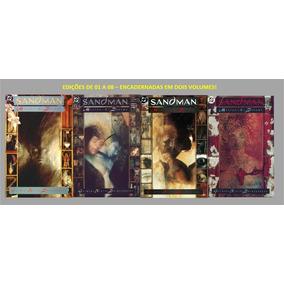 Sandman 01 A 08 Encadernadas, Neil Gaiman 208 Páginas