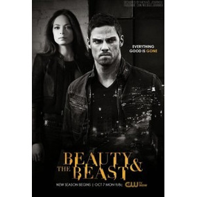 Beauty And The Beast 1ª A 4ª Temporadas Frete Gratis!