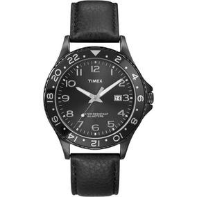 Relógio Timex Preto Importado E.u.a
