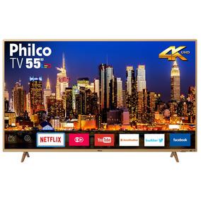 Tv Philco Led 4k 55 Ptv55f61snc