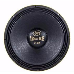 Alto Falante Eros Target Bass 15p 3.3k 4ohms