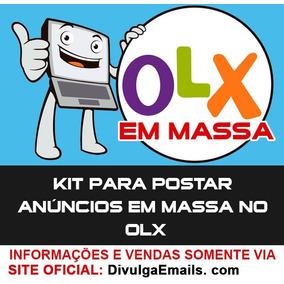 Oportunidade: Kit Divulgador De Anúncios Em Massa No Olx. N