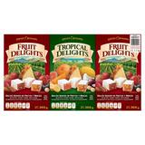 Dulces Suaves De Frutas Y Nueces (3 Cajas 369g Cada Uno)