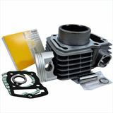 Kit Motor Completo Cg 150 Fan 2013 Original Metal Leve