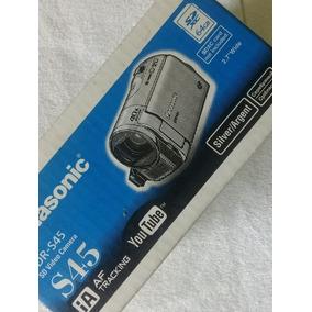 Video/camara Panasonic Sdr-s45 64 Gb