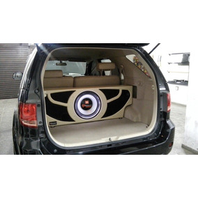 c958e0ff7 Caixa De Som Montada Personalizada Automotivo - Acessórios para ...